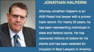 Washington DC Personal Injury Attorney   Zukerberg & Halperin, PLLC